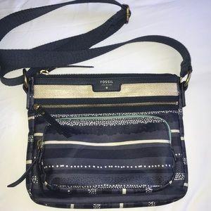 Fossil crossbody bag purse cute high quality